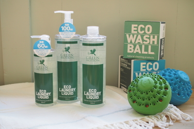 ECO LAUNDRY LIQUID