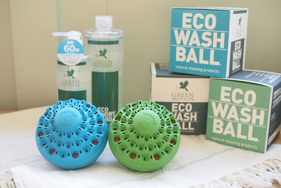 ECO WASH BALL  [SOLD]